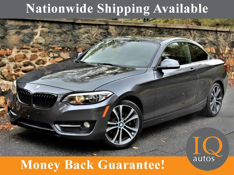 2016 BMW 2-Series 228i SULEV Coupe