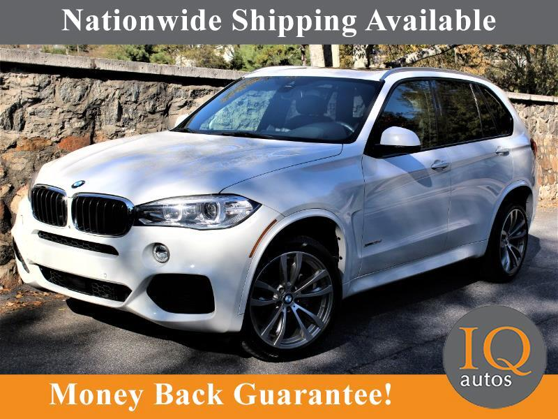 2017 BMW X5 AWD 4dr xDrive35d