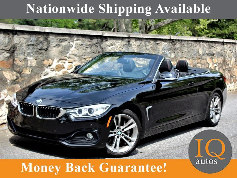 2015 BMW 4-Series 435i convertible