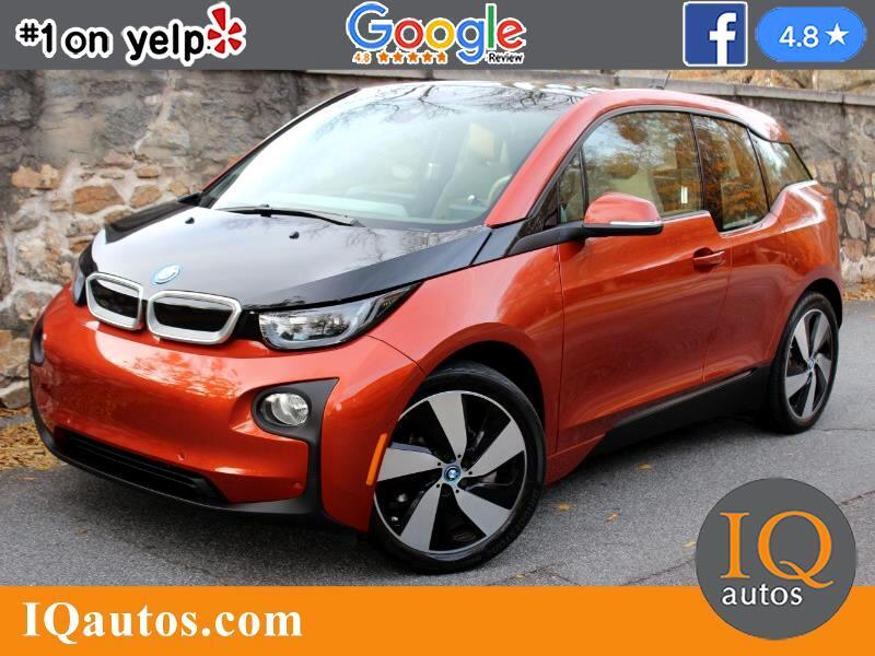 2014 BMW i3 Base w/Range Extender