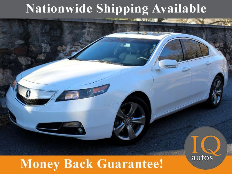 2012 Acura TL 6-Speed AT SH-AWD with Tech Package