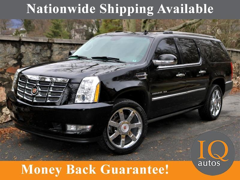 2013 Cadillac Escalade ESV 2WD Luxury