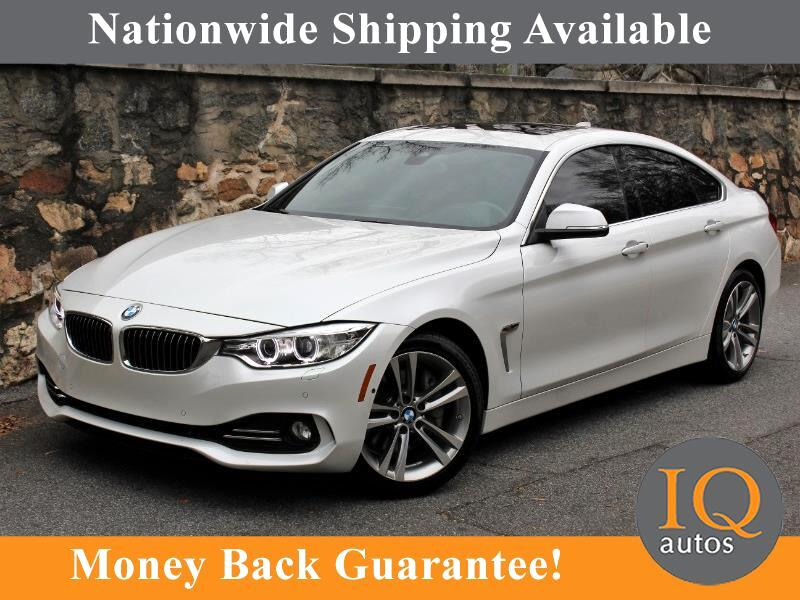 2017 BMW 4-Series Gran Coupe 440i