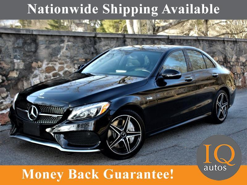 2018 Mercedes-Benz C-Class AMG C43 Sedan