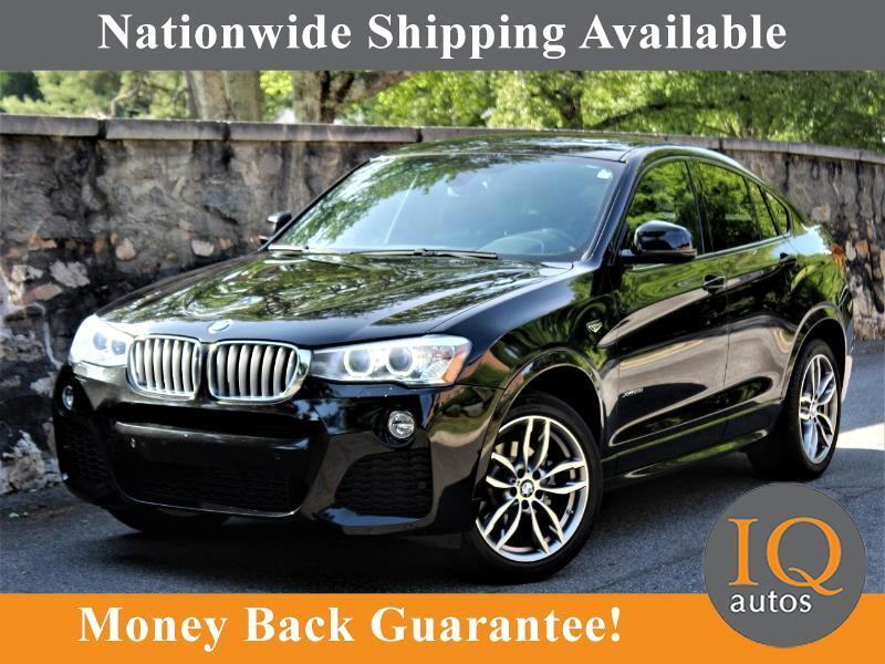 Used 2016 BMW X4 xDrive28i for Sale in Atlanta GA 30060 ...