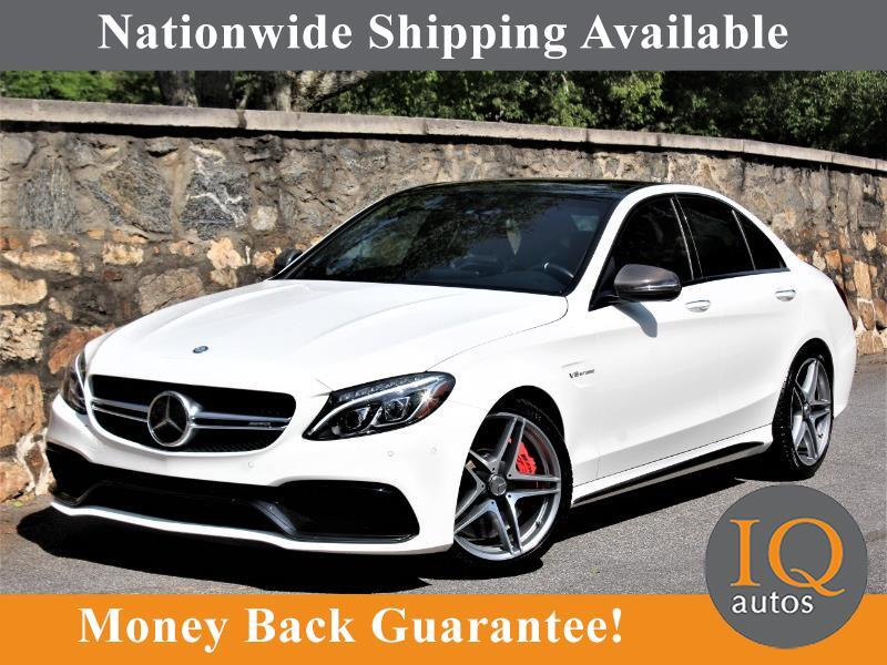 2015 Mercedes-Benz C-Class C63 AMG-S Sedan