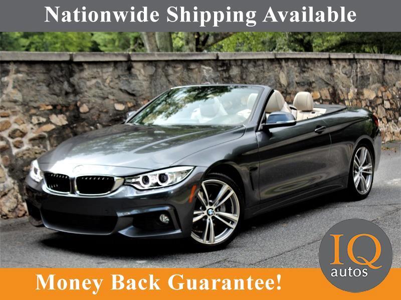 2016 BMW 4-Series 435i convertible