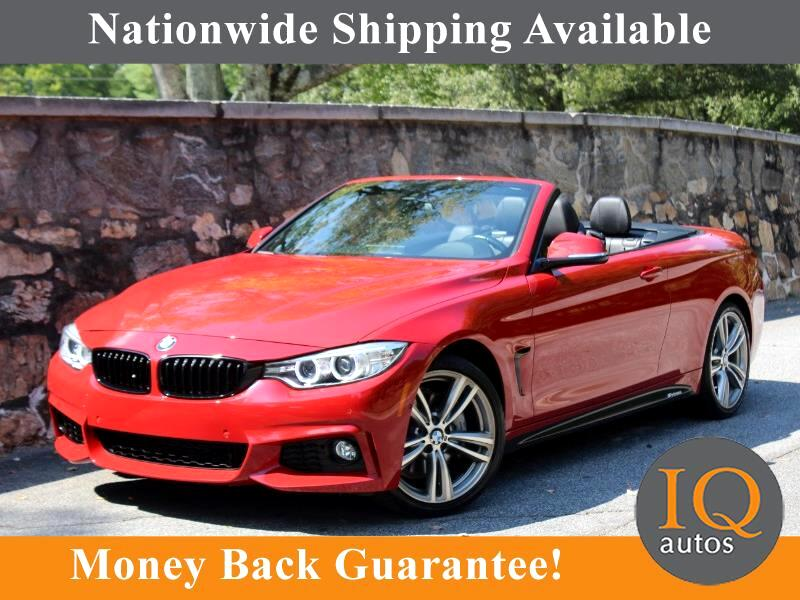 2016 BMW 4-Series 435i convertible