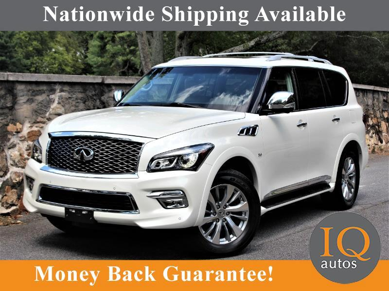 2016 Infiniti QX80 AWD Signature Edition