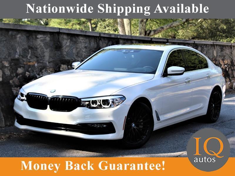 2018 BMW 5-Series 530i