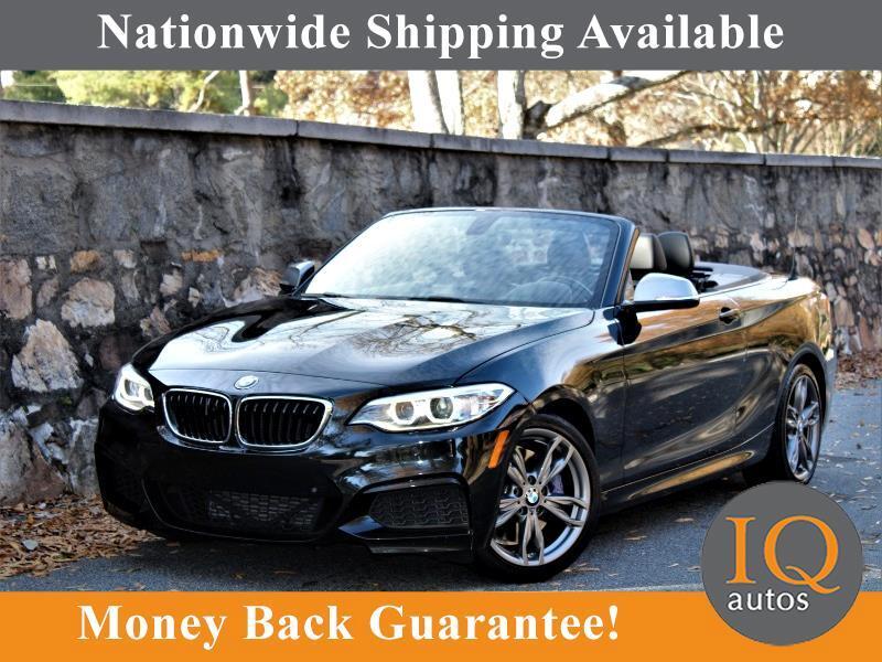 2016 BMW 2-Series M235i Convertible