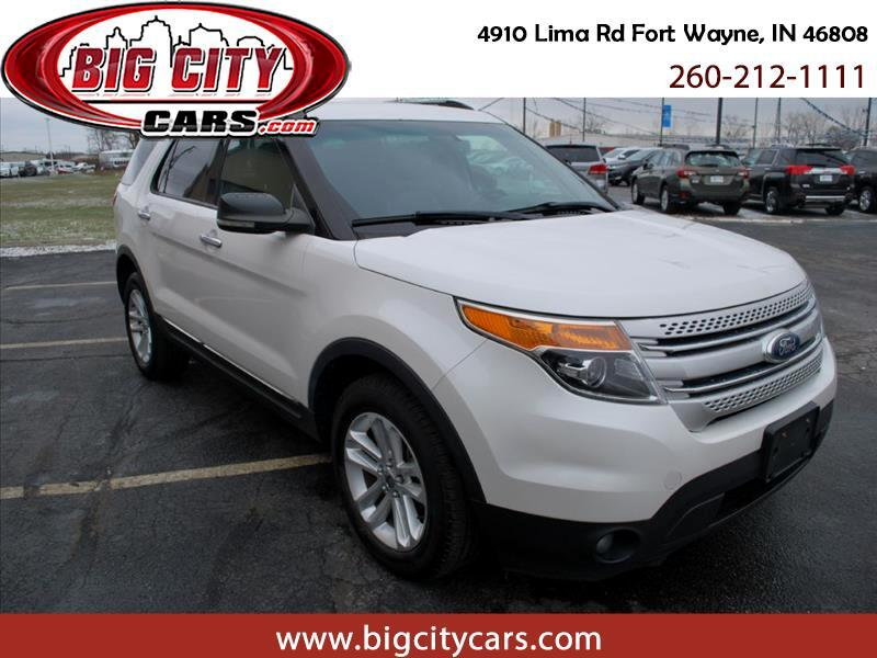 2011 Ford Explorer Limited FWD