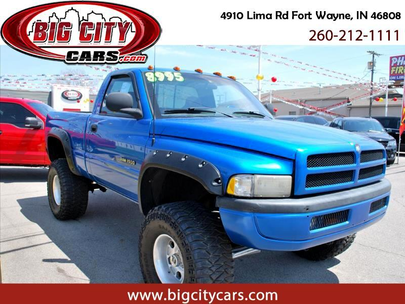 1998 Dodge Ram 1500 Reg. Cab 8-ft. Bed 4WD