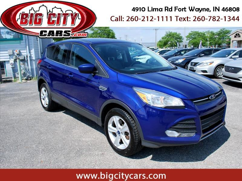 Ford Fort Wayne >> Used 2016 Ford Escape Se 4wd For Sale In Fort Wayne In 46808