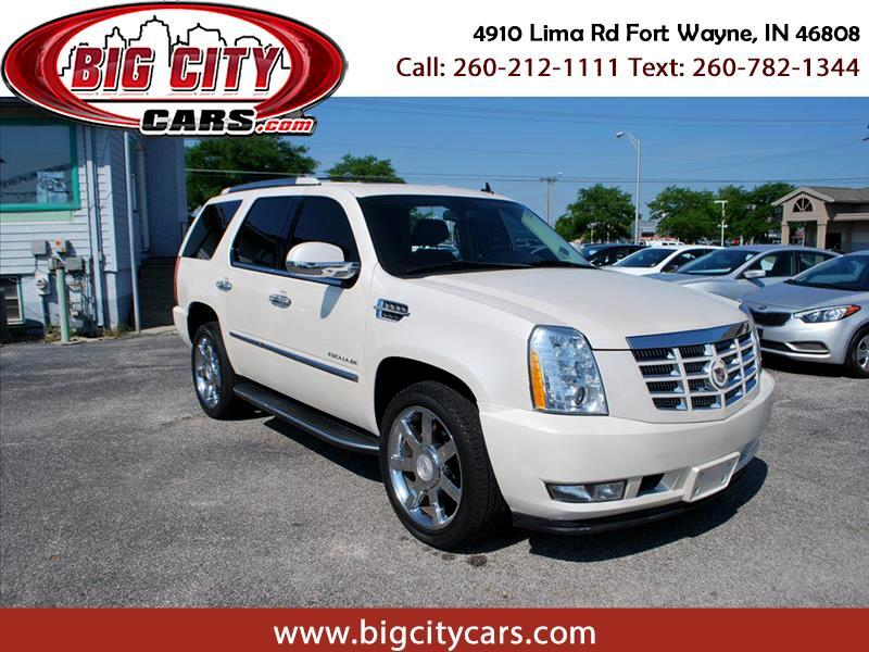 Cadillac Escalade AWD Luxury 2010