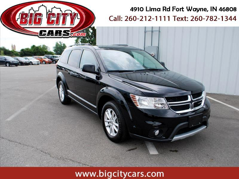 Dodge Journey SXT AWD 2016