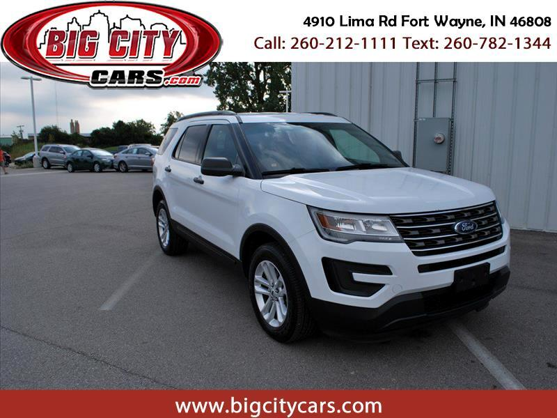 Ford Explorer Base 4WD 2017