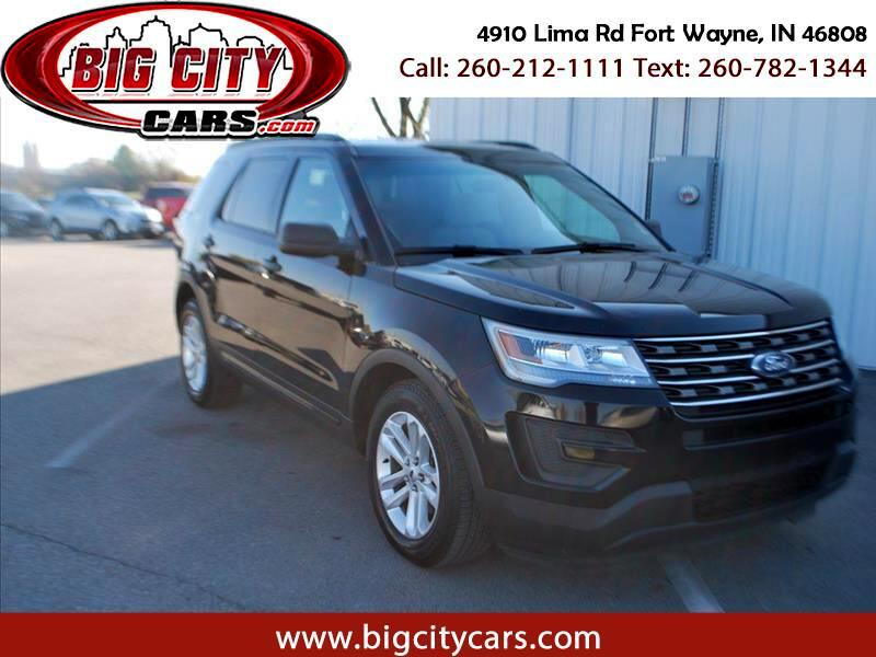 Ford Explorer Base FWD 2016