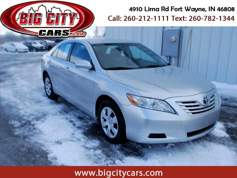 Toyota Camry XLE 2007