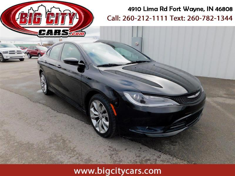 Chrysler 200 S 2015