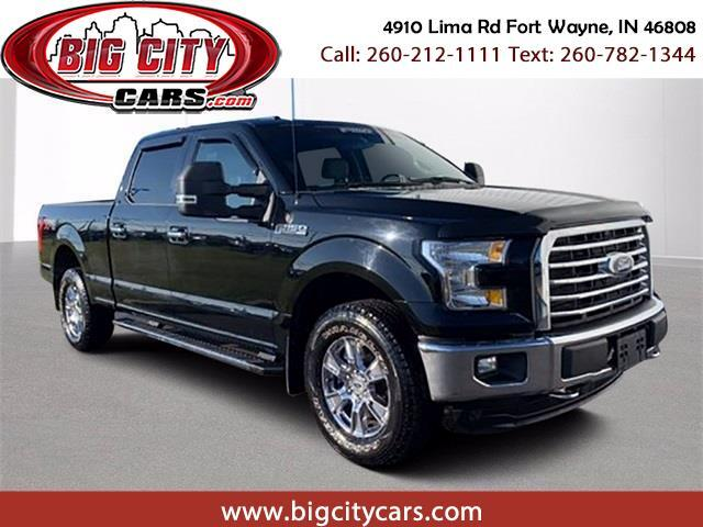 Ford F-150 XLT 4x4 SuperCrew 2016