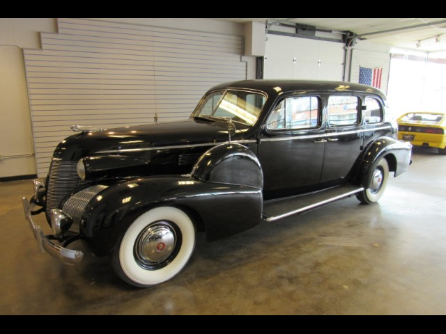 1939 Cadillac Fleetwood Formal