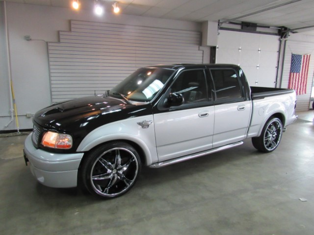 2003 Ford F-150 Harley-Davidson SuperCrew 2WD