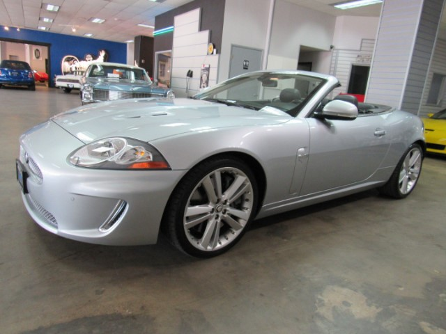 2010 Jaguar XK-Series XKR Convertible