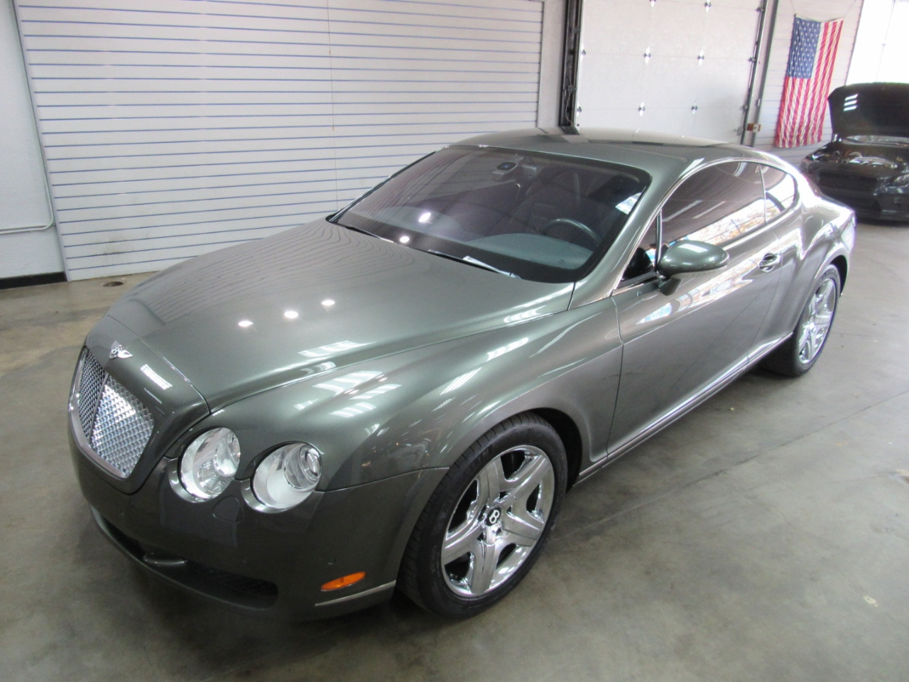 Bentley Continental GT Coupe 2005