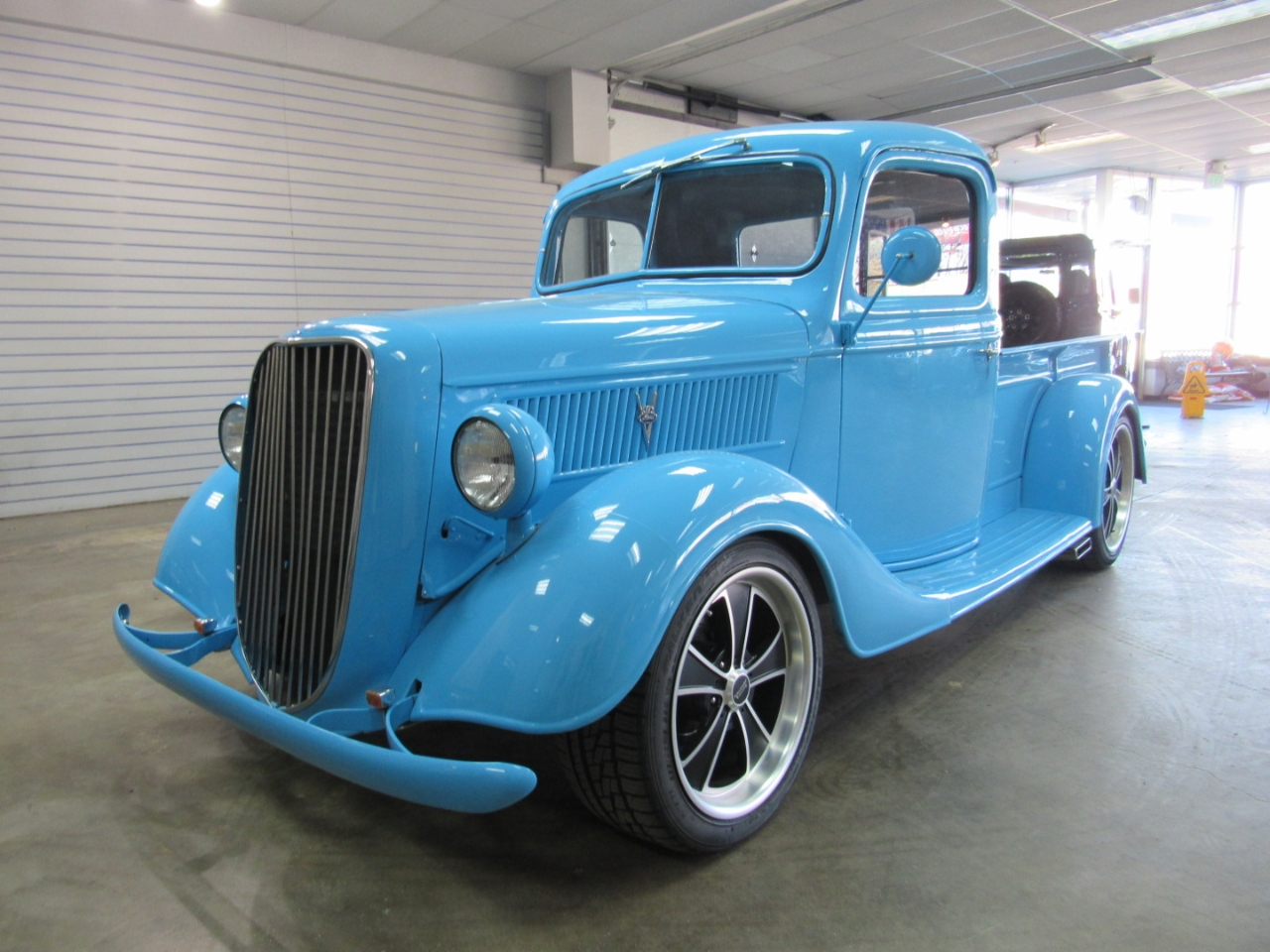 Ford Pick-up Truck  1937
