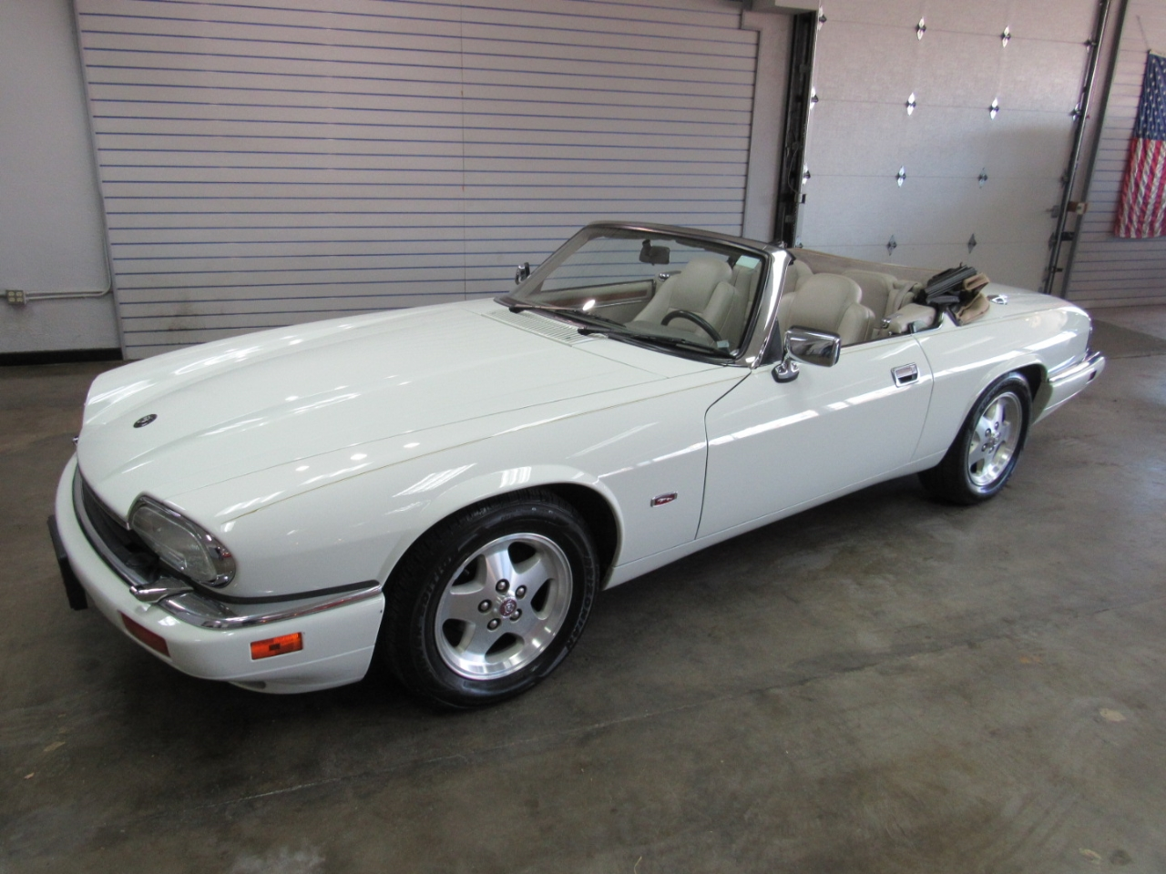 Jaguar XJS 4.0L convertible 1995
