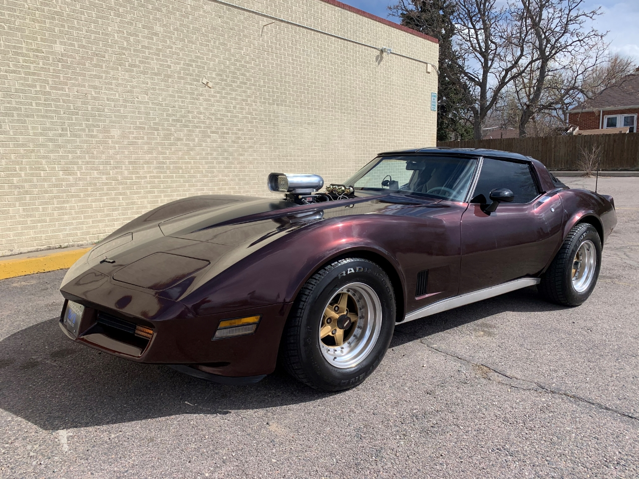 Chevrolet Corvette Coupe 1981