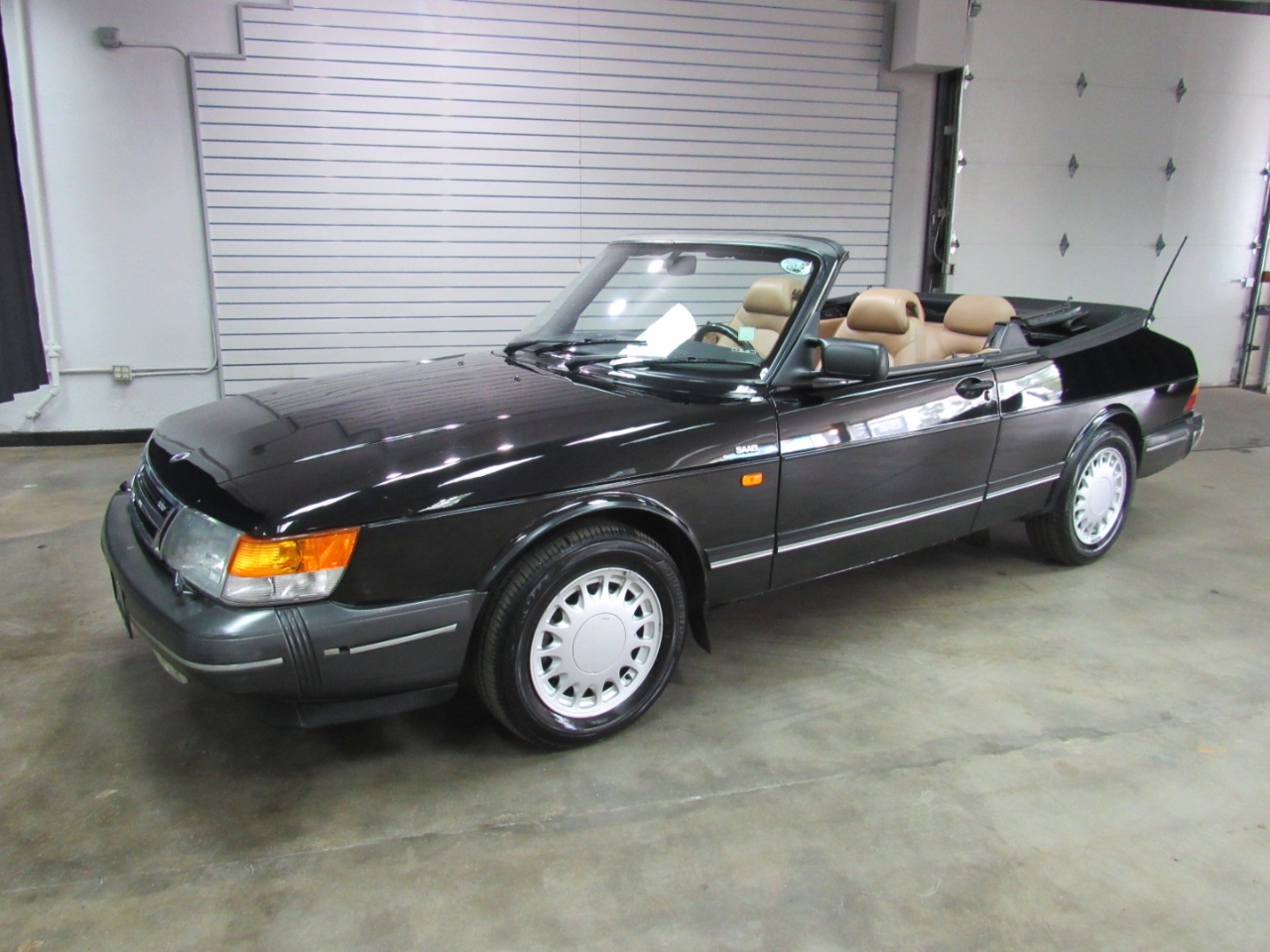 Saab 900 Turbo convertible 1991