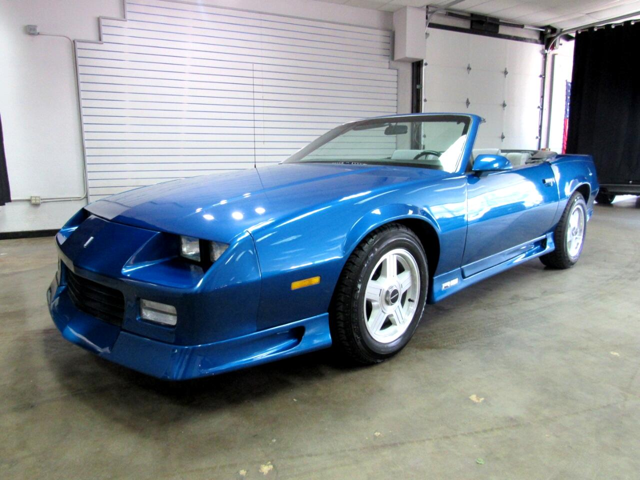 Chevrolet Camaro RS Convertible 1992