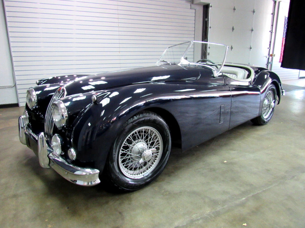 Jaguar XK140 MC Roadster 1956