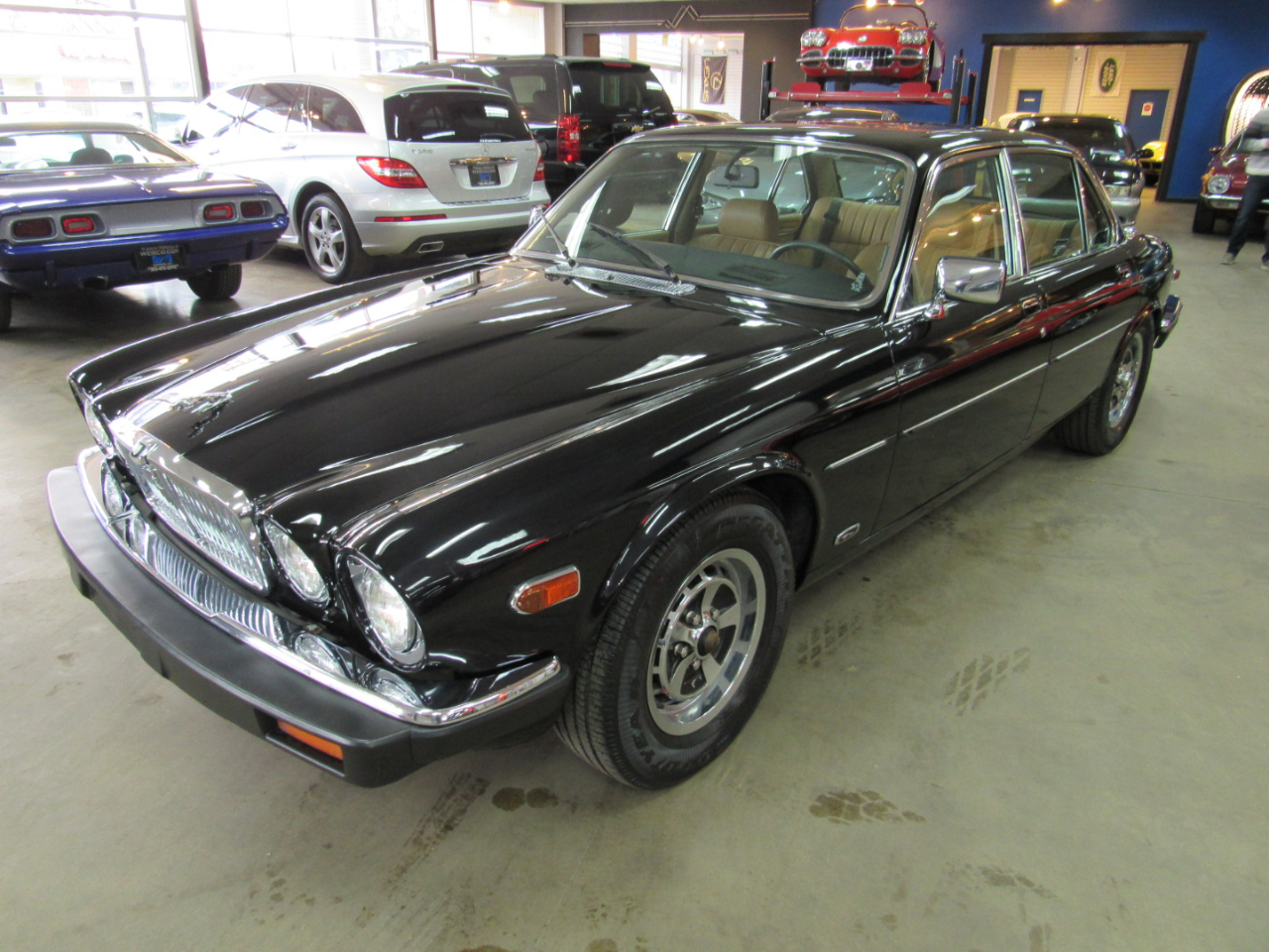 Jaguar XJ6 Base 1987