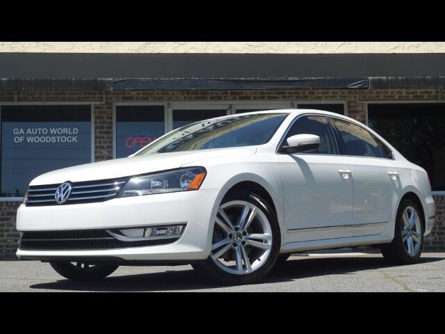 2015 Volkswagen Passat SE 6A w/ Sunroof & Nav.