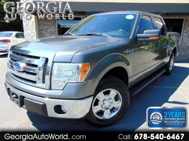 "2011 Ford F-150 2WD SuperCrew 157"" XLT"