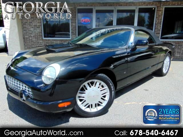 2003 Ford Thunderbird 2-Door Sedan