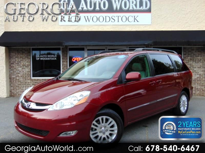 2007 Toyota Sienna 5dr XLE Limited AWD (Natl)