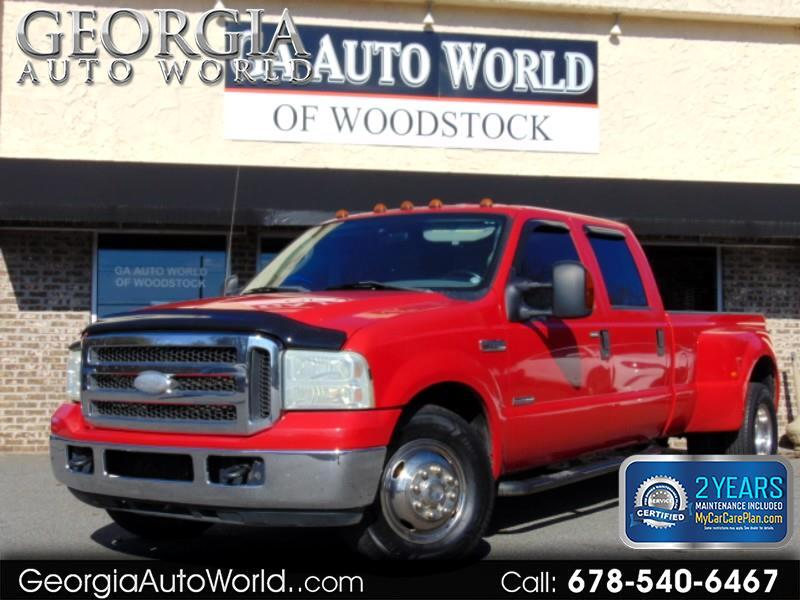2005 Ford F-350 SD XL Crew Cab Long Bed DRW 2WD