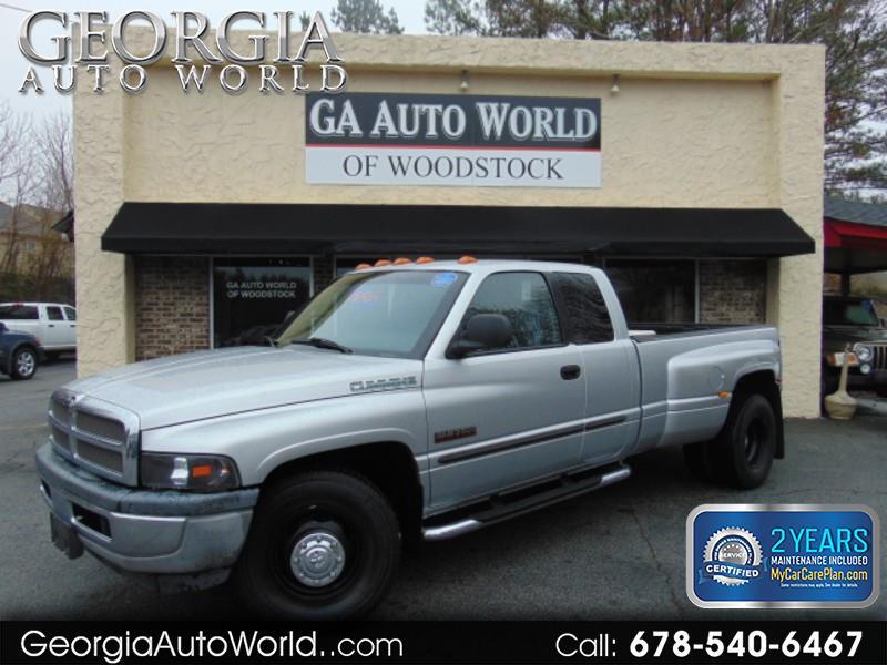 2001 Dodge Ram 3500 Quad Cab Long Bed 2WD