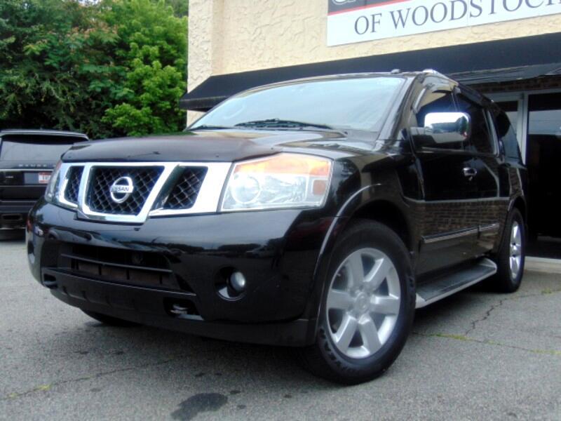 2012 Nissan Armada SL 2WD