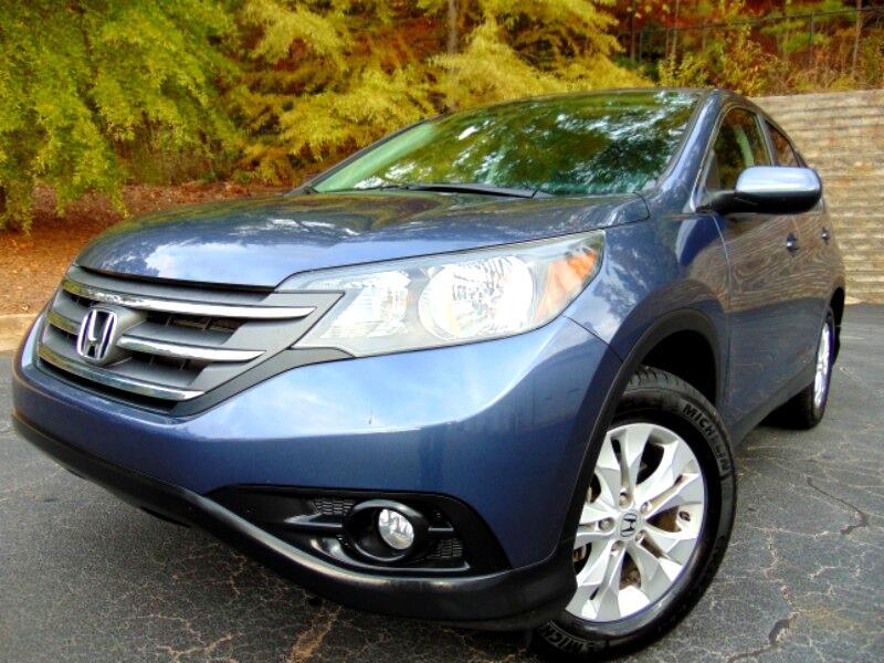 2012 Honda CR-V EX 4WD 5-Speed AT