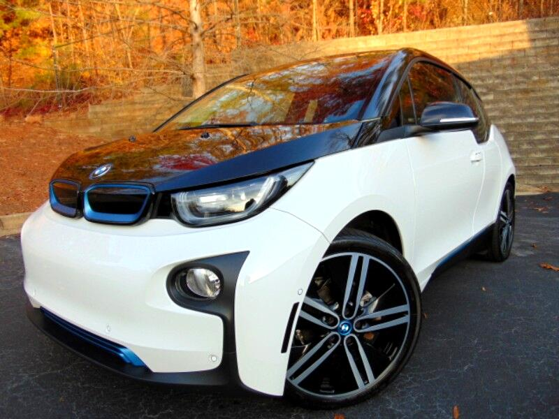 BMW i3 w/Range Extender 2015