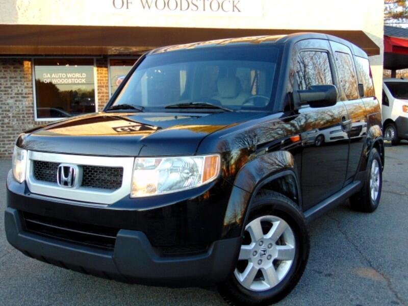 Honda Element EX 2WD AT 2010