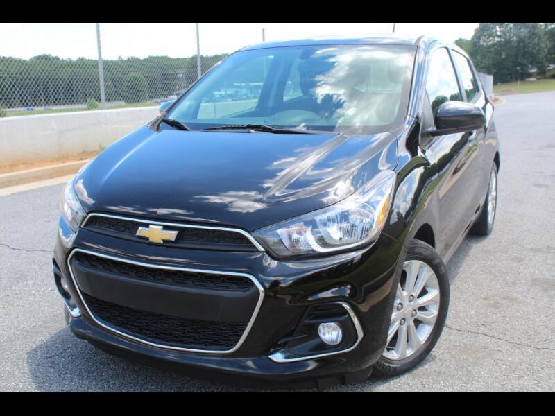 Chevrolet Spark 1LT CVT 2017