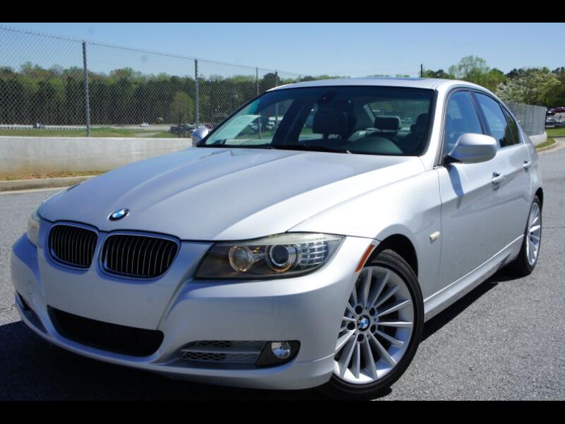 BMW 3-Series 335d 2011