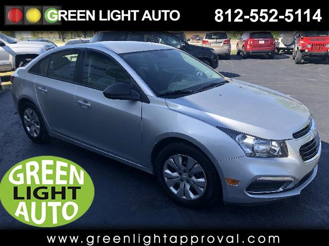 2016 Chevrolet Cruze Limited LS Auto