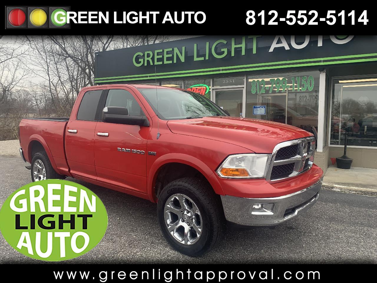 Dodge 1/2 Ton Trucks  2012